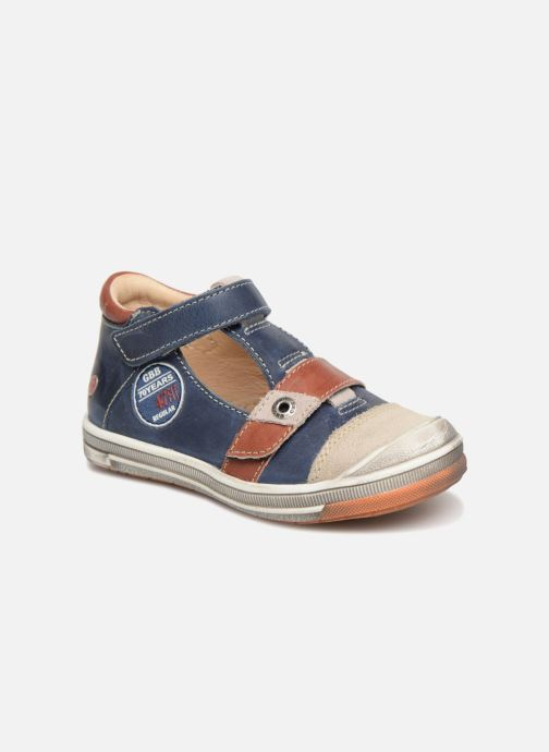 Sneakers GBB Samuel Blauw detail