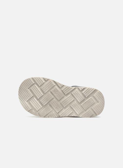 Sandales et nu-pieds GBB Sloan Bleu vue haut