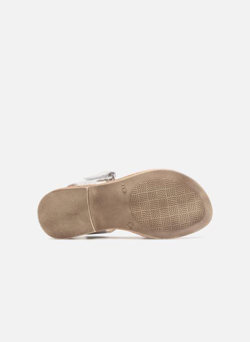 Sandalen GBB Enrica Wit boven