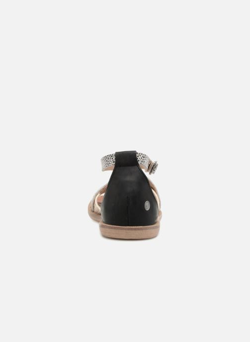 Sandali e scarpe aperte GBB Cristina Multicolore immagine destra