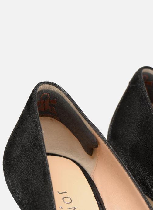 Plantillas Lady's Secret Protège-talons Negro vista de frente