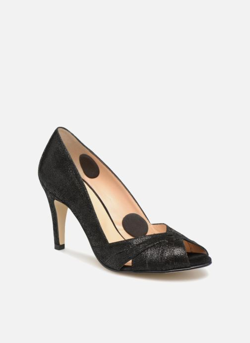 Plantillas Lady's Secret Patchs conforts Negro vista de frente