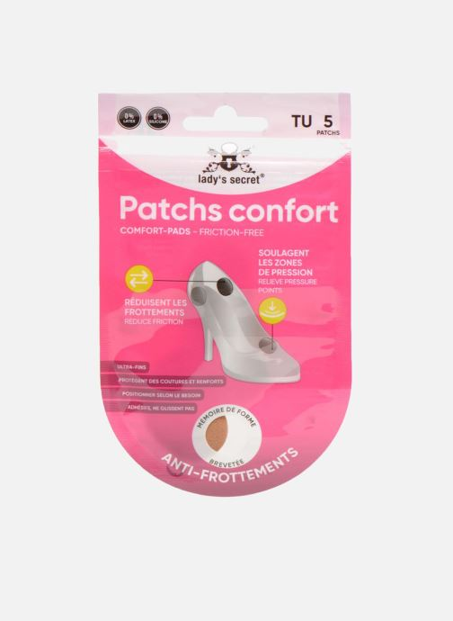 Plantillas Lady's Secret Patchs conforts Beige vista de detalle / par
