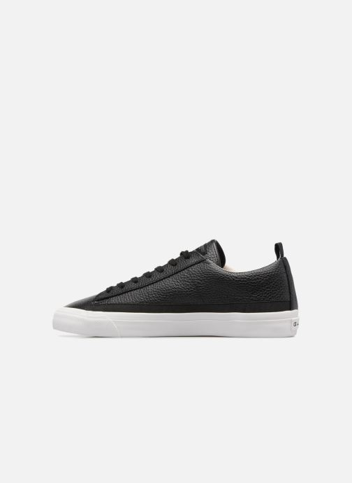 Baskets Champion Low Cut Shoe MERCURY LOW LEATHER Noir vue face