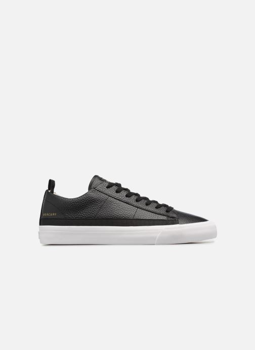 Deportivas Champion Low Cut Shoe MERCURY LOW LEATHER Negro vistra trasera