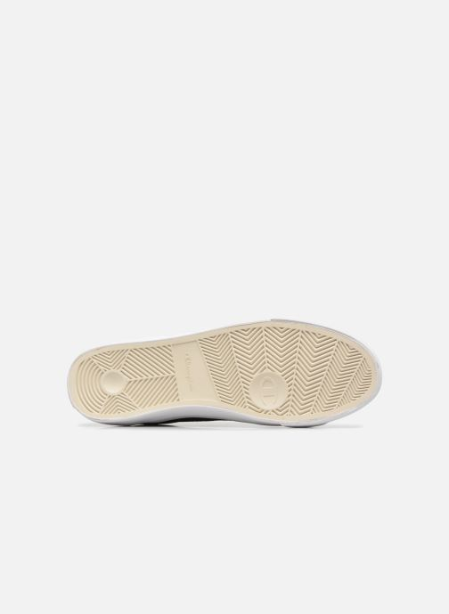 4f1e5a8feb8df Trainers Champion Low Cut Shoe MERCURY LOW LEATHER Black view from above