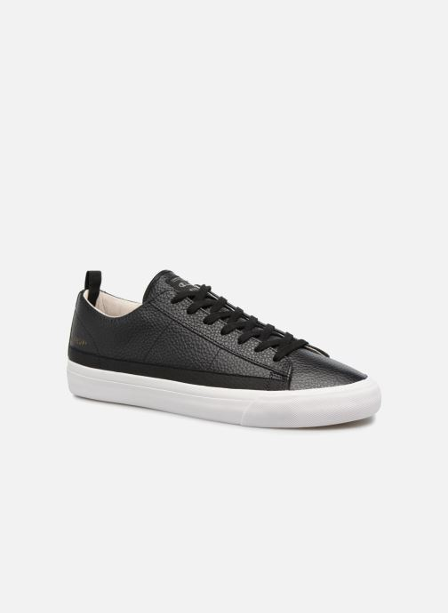 Trainers Champion Low Cut Shoe MERCURY LOW LEATHER Black detailed view/ Pair view