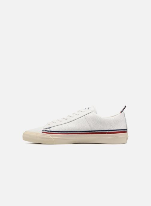 Baskets Champion Low Cut Shoe MERCURY LOW LEATHER Blanc vue face