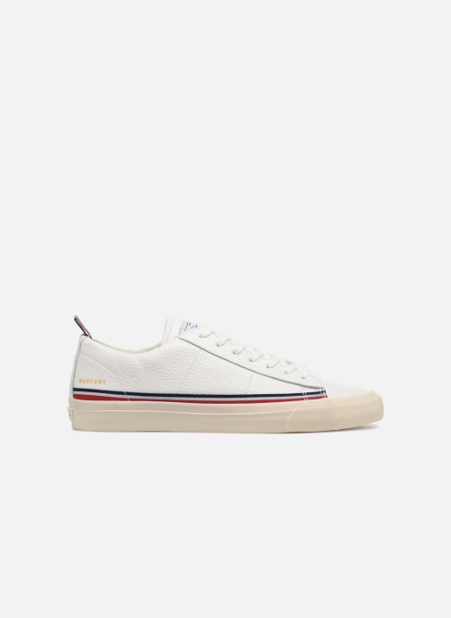 Baskets Champion Low Cut Shoe MERCURY LOW LEATHER Blanc vue derrière