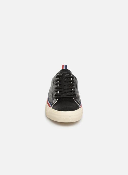 Sneakers Champion Low Cut Shoe MERCURY LOW LEATHER Zwart model