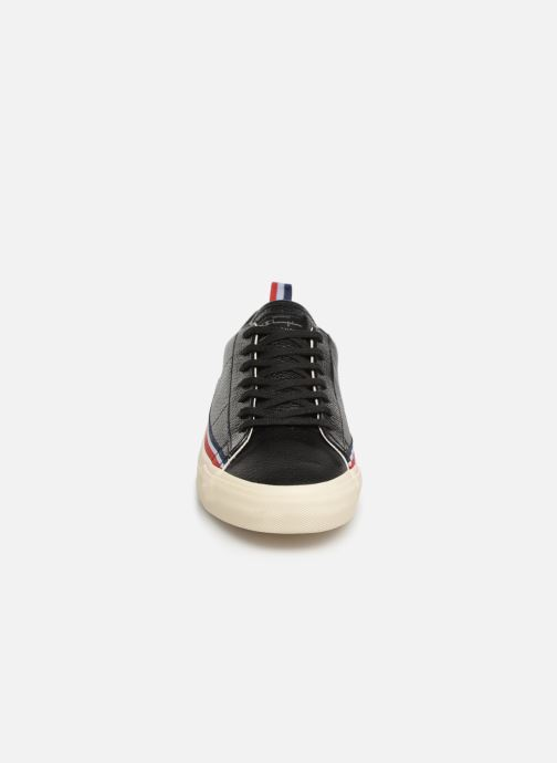 Trainers Champion Low Cut Shoe MERCURY LOW LEATHER Black model view