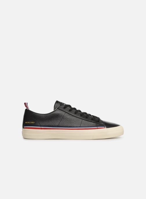 Trainers Champion Low Cut Shoe MERCURY LOW LEATHER Black back view