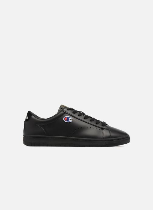 Chez noir Low Cut 919 Shoe Leather Baskets Champion Patch 322034 4gw8Oqq