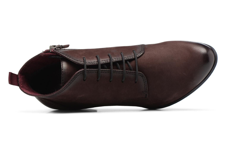 Bottines et boots Tamaris 25115 Bordeaux vue gauche