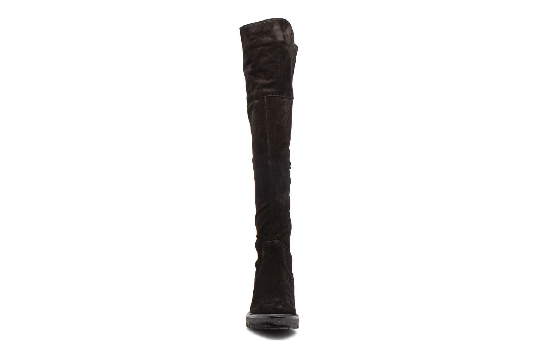Bottes Tamaris 25561 Noir vue portées chaussures