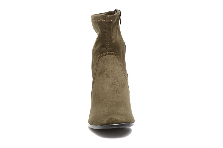 Bottines et boots Tamaris 25345 Vert vue portées chaussures