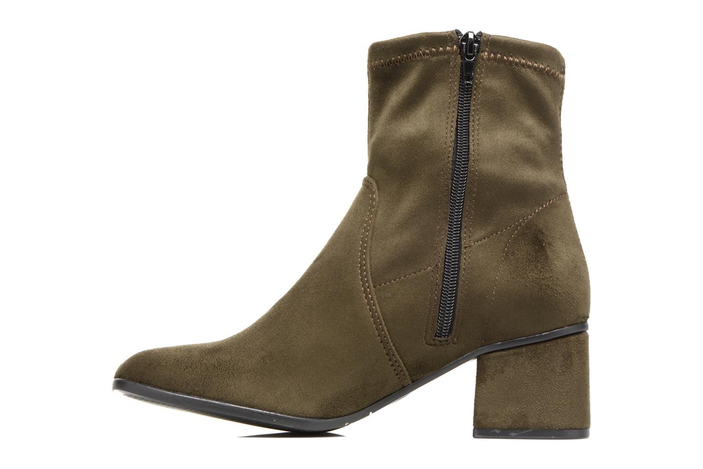 Boots en enkellaarsjes Tamaris 25345 Groen voorkant