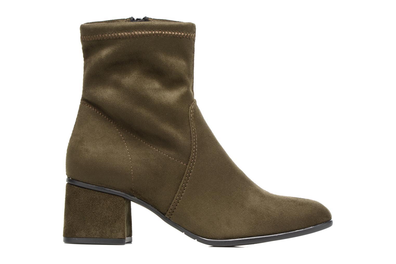 Boots en enkellaarsjes Tamaris 25345 Groen achterkant