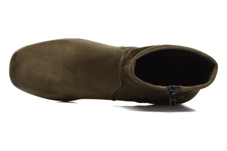 Bottines et boots Tamaris 25345 Vert vue gauche