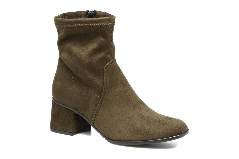 Boots en enkellaarsjes Tamaris 25345 Groen detail