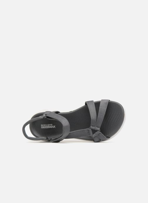 Sandalen Skechers On-The-Go 600-Brilliancy Grijs links