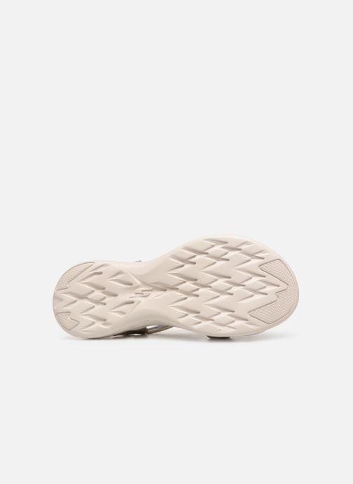 Sandalen Skechers On-The-Go 600-Brilliancy Beige boven