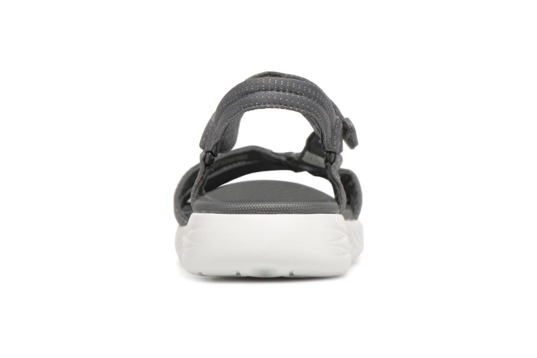 Sandaler Skechers On-The-Go 600-Brilliancy Grå Se fra højre