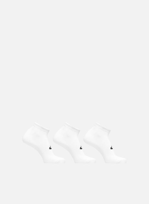 Strumpor och strumpbyxor Asics 3PPK PED SOCK New Vit detaljerad bild på paret