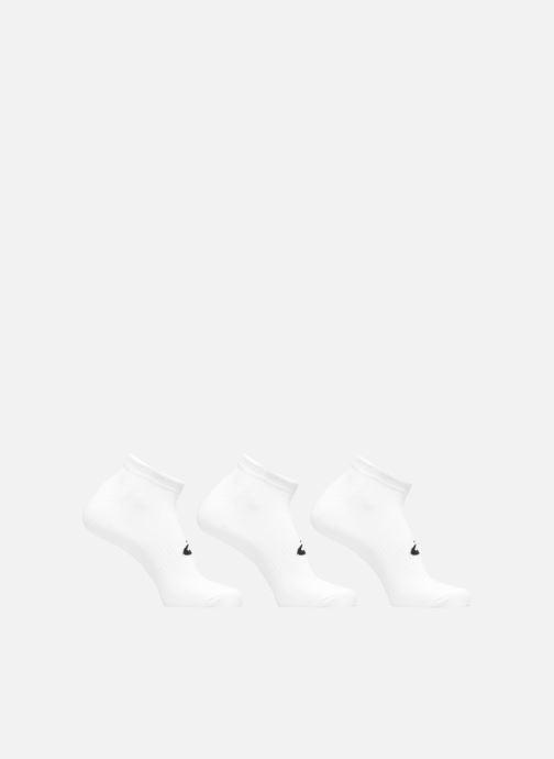 Chaussettes et collants Asics 3PPK PED SOCK Blanc vue détail/paire