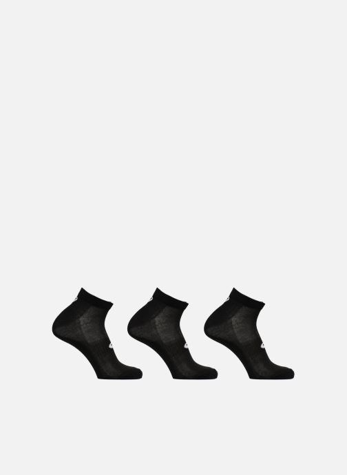 Chaussettes et collants Asics 3PPK PED SOCK New Noir vue détail/paire