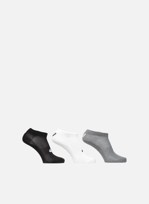 Chaussettes et collants Asics 3PPK PED SOCK New Gris vue détail/paire