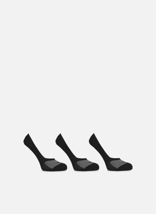 Chaussettes et collants Asics 3PPK SECRET SOCK Noir vue détail/paire