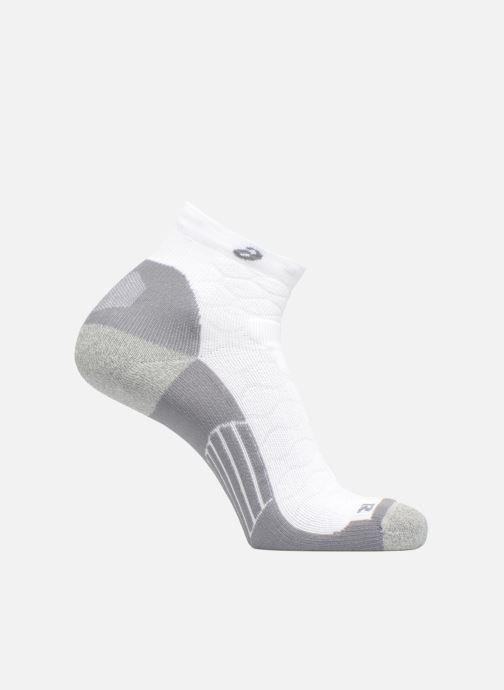 Socken & Strumpfhosen Asics ROAD QUARTER weiß detaillierte ansicht/modell