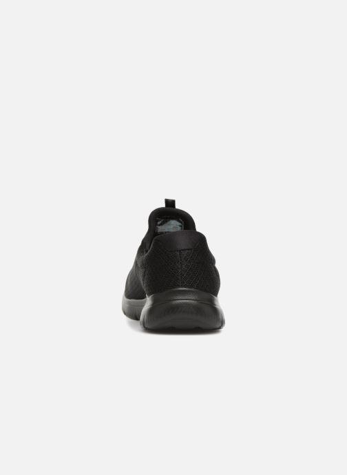 Zapatillas de deporte Skechers Summits Negro vista lateral derecha