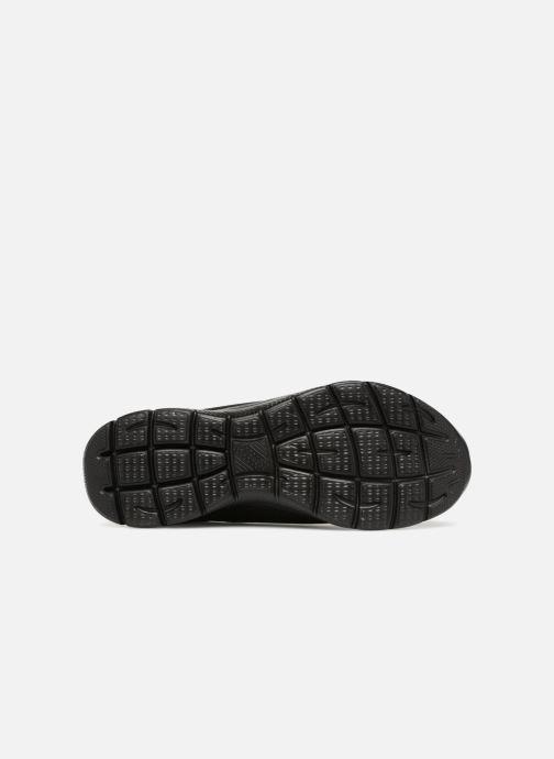 Chaussures de sport Skechers Summits Noir vue haut