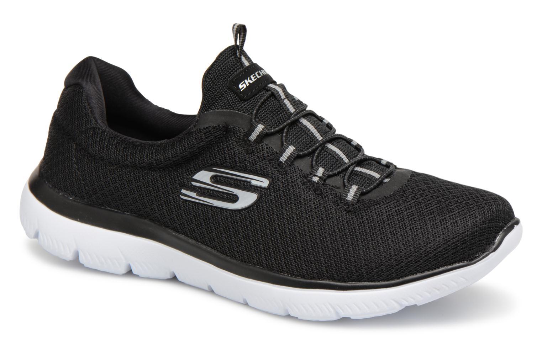 Skechers Summits (Noir) (Noir) (Noir) - Chaussures de sport en Más cómodo Nouvelles chaussures pour hommes et femmes, remise limitée dans le temps 84b1c5
