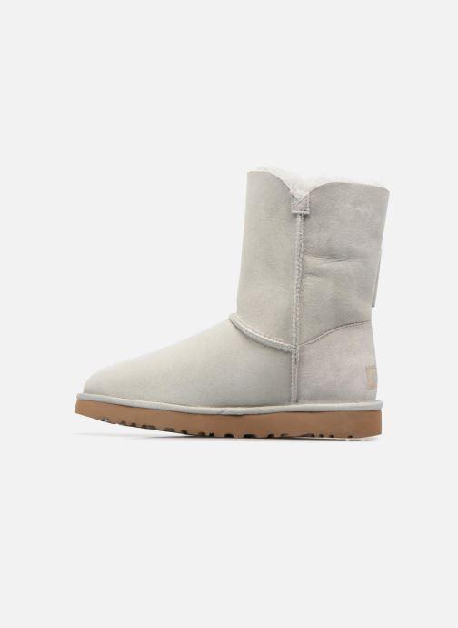 Bottines et boots UGG Daelynn Gris vue face
