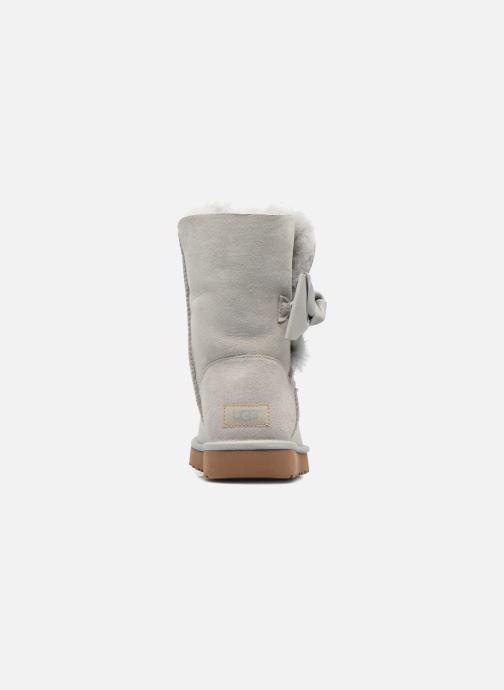 Bottines et boots UGG Daelynn Gris vue droite