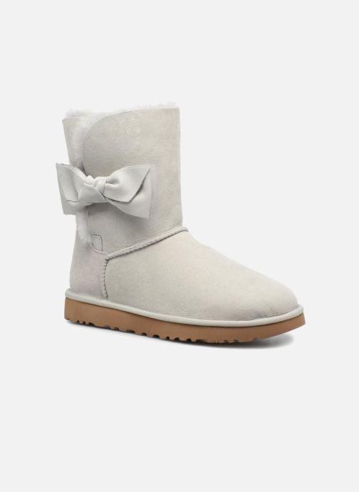 Bottines et boots UGG Daelynn Gris vue détail/paire