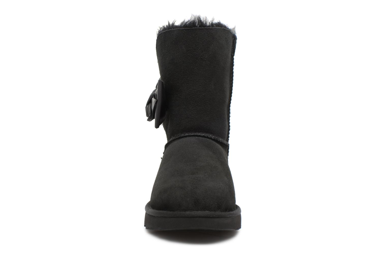 Bottes UGG Daelynn Noir vue portées chaussures