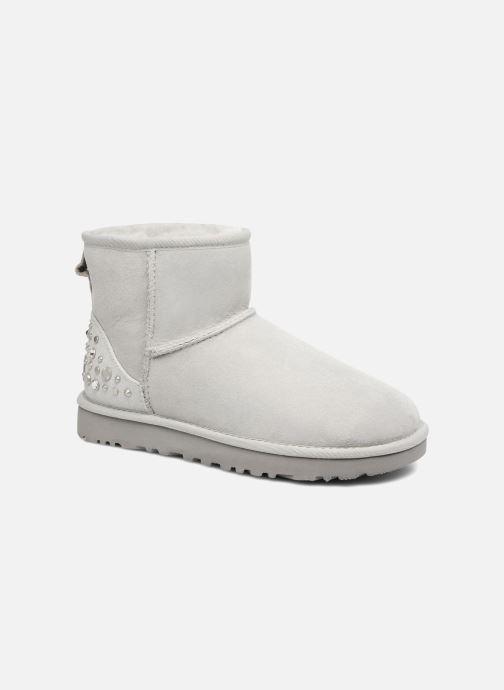 Bottines et boots UGG Mini Studded Bling Gris vue détail/paire