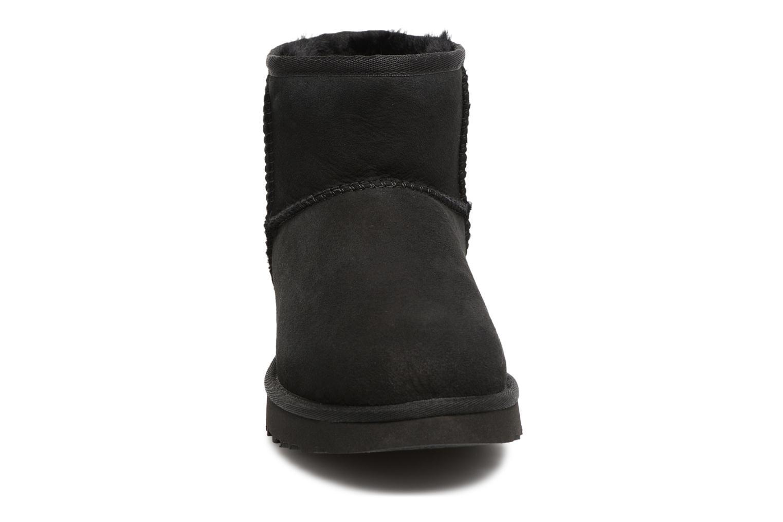 Bottines et boots UGG Mini Studded Bling Noir vue portées chaussures