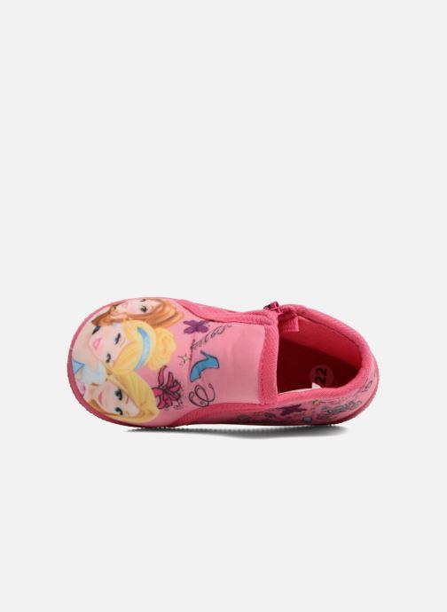 Pantofole Disney Princess Axe Rosa immagine sinistra
