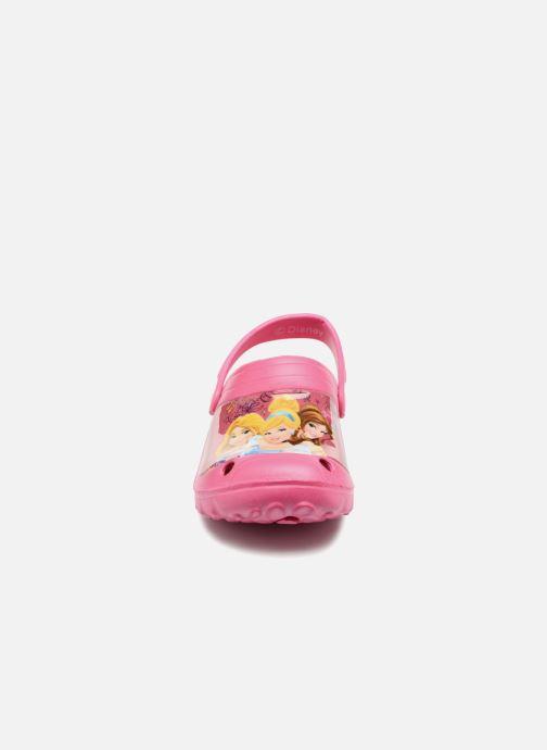 Sandali e scarpe aperte Disney Princess Thai Rosa modello indossato