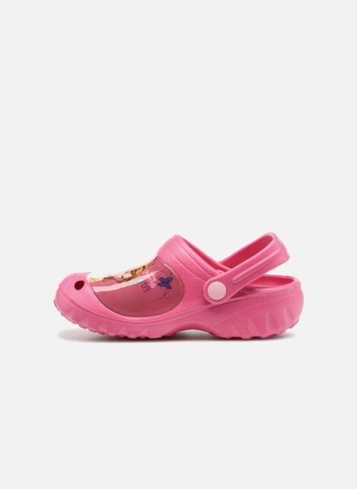 Sandales et nu-pieds Disney Princess Thai Rose vue face