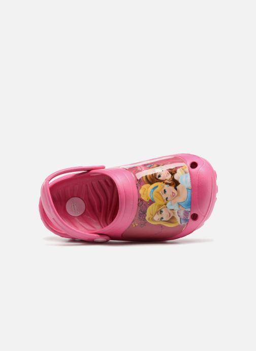 Sandali e scarpe aperte Disney Princess Thai Rosa immagine sinistra