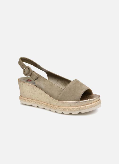 Sandales et nu-pieds Femme Natela