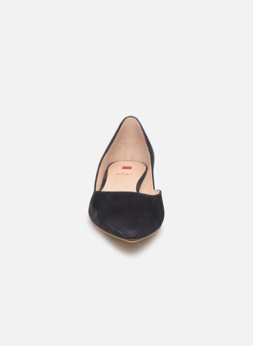 Ballerines HÖGL Emilia Bleu vue portées chaussures
