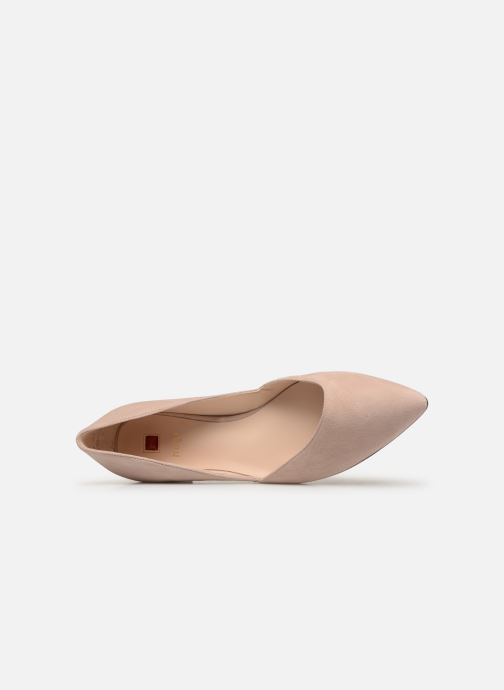 Ballerina's HÖGL Emilia Beige links