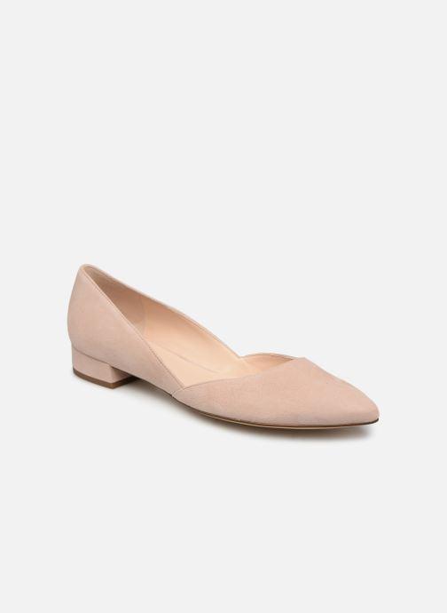 a6957aa813d HÖGL Emilia (Beige) - Ballerina's chez Sarenza (354735)